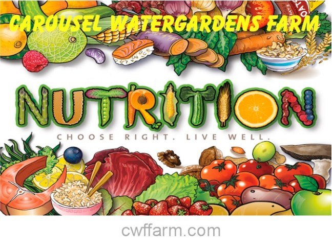 CWFarm nutrition with