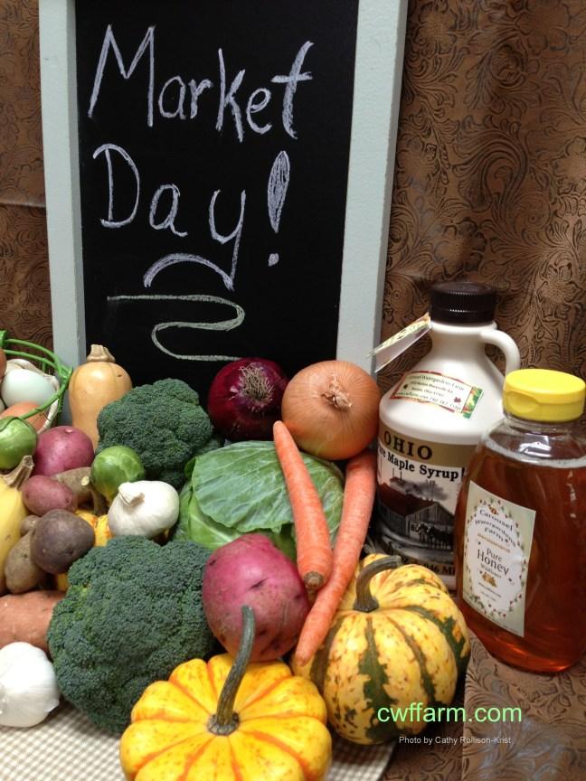 IMG_3058cwffarm mkt day vegs honey maple