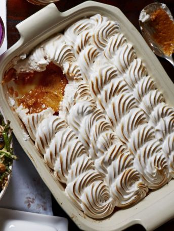 1 maple-meringue-sweet-potato-casserole